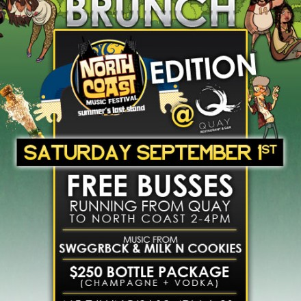 Northcoast House Brunch 2012