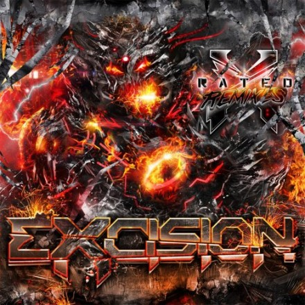 2012-09-04_Excision - X Rated the Remixes