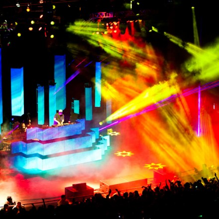 pretty lights vs the end of the world