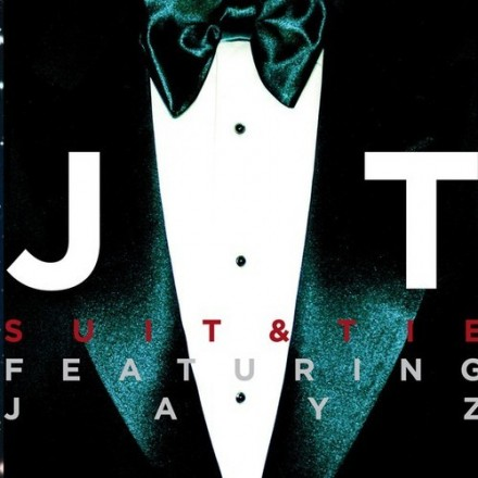 Justin Timberlake and Jay Z Suit and Tie