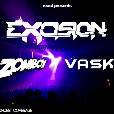 excision zomboy and vaski at congress theater