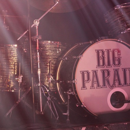 Bam presents Big Paraid at Double Door