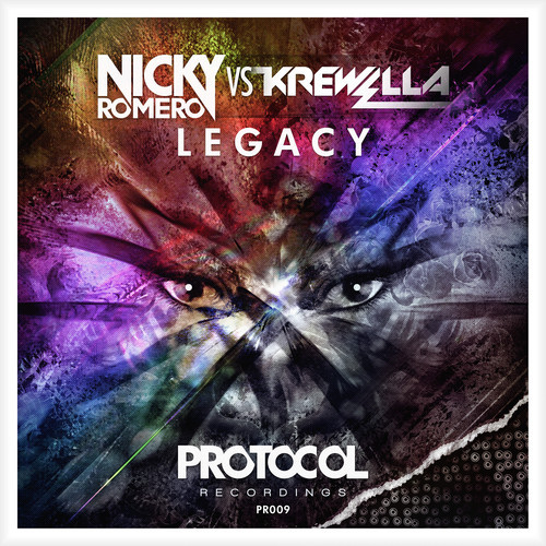 "[ELECTRO/HOUSE] Nicky Romero vs Krewella – ""Legacy"" (Official Preview)"