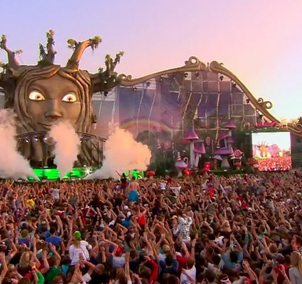 [LIVE STREAM] Tomorrowland 2013