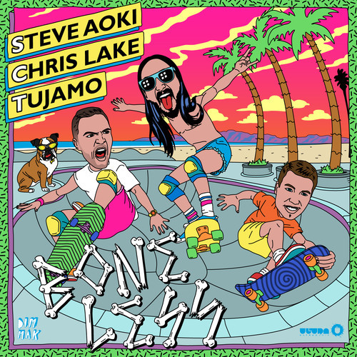 "[ELECTRO/HOUSE] Steve Aoki, Chris Lake & Tujamo – ""Boneless"""