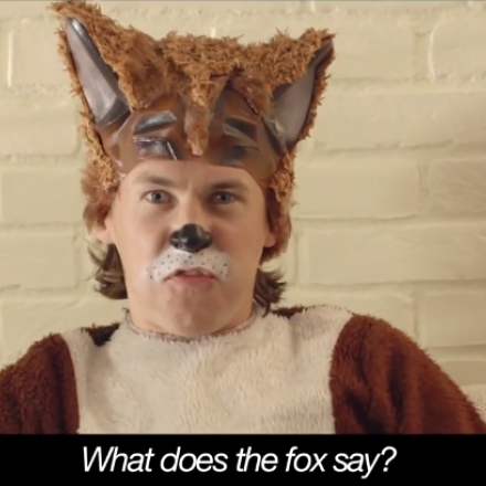 "[ELECTRO/POP] Ylvis - ""The Fox"" (2013's Viral Video Hit)"