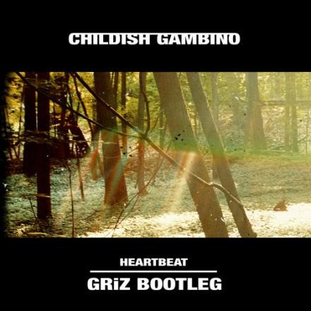 """[CHILL/TRAP] Childish Gambino - """"Heartbeat"""" (GRiZ Bootleg)"""