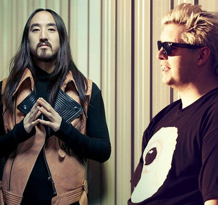 "[ELECTRO/BASS] Flux Pavilion ft. Steve Aoki - ""Steve French"""