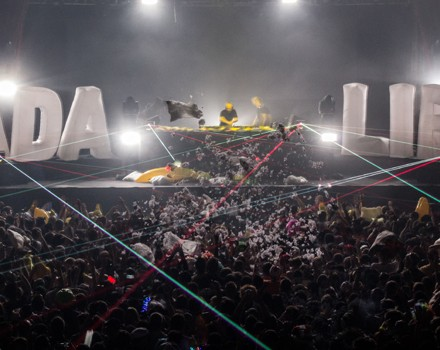 [CONCERT COVERAGE/PHOTO RECAP] Dada Life Breaks World Guinness Record at Freaky Deaky 2013