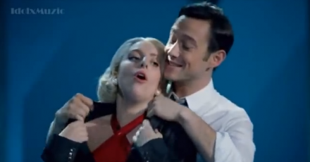 "[HOLIDAY CHEER] Lady Gaga & Joseph Gordon Levitt - ""Baby It's Cold Outside"""