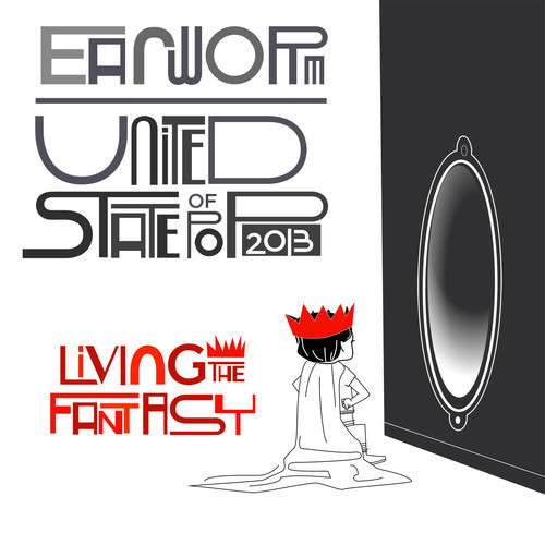 "[POP/MASHUP] DJ Earworm - ""United State of Pop 2013 (Living the Fantasy)"""