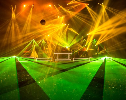 [PHOTO RECAP] Pretty Lights' Analog Tour: Chicago
