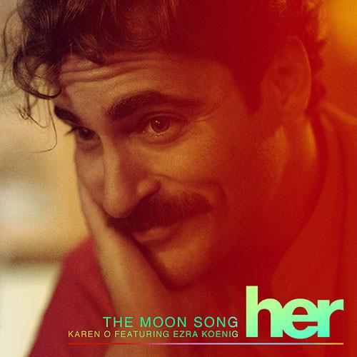 """[INDIE] Karen O featuring Ezra Koenig – """"The Moon Song"""" (Studio Version Duet)"""