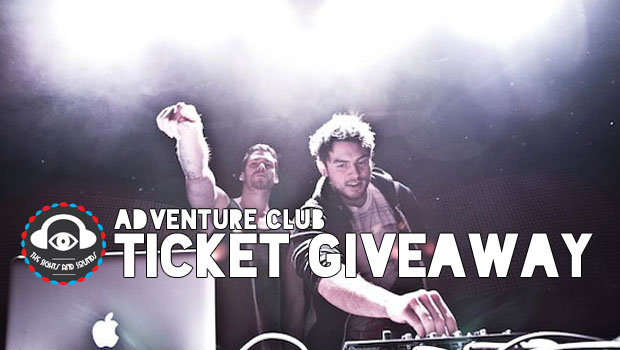 [TICKET GIVEAWAY] Win Tickets To Life In Color With Adventure Club At Aragon Ballroom