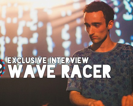 [EXCLUSIVE INTERVIEW] Backstage With Break Out Electronic Artist Wave Racer