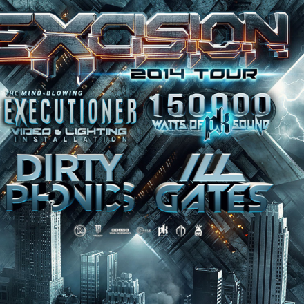 [TICKET GIVEAWAY] Win Tickets To See Excision Live In Chicago
