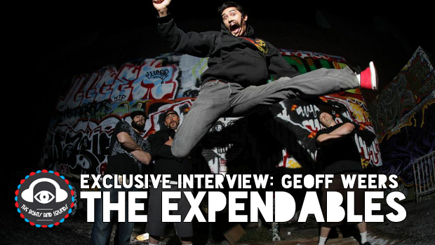 [EXCLUSIVE INTERVIEW] Geoff Weers, Lead Singer of The Expendables Talks Tinder, Touring and T-Rex's