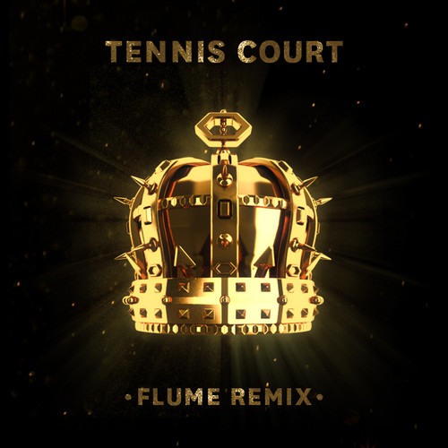 "[ELECTRONIC/BASS] Lorde – ""Tennis Court"" (Flume Remix)"