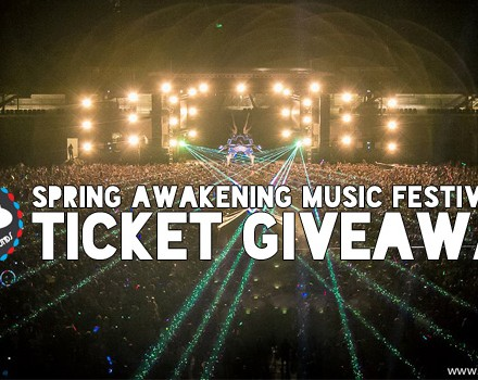 [TICKET GIVEAWAY] Win 3-Day Passes To Spring Awakening Music Festival