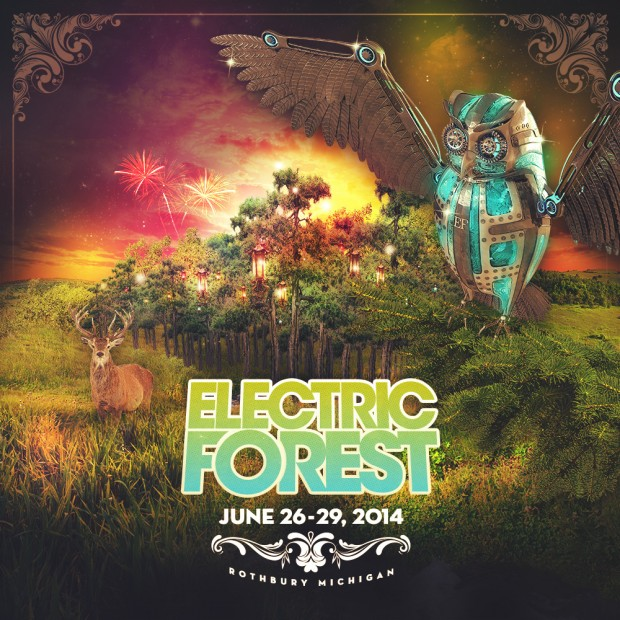 [FESTIVAL PLAYLIST] Tune In To The Sounds Of Electric Forest 2014