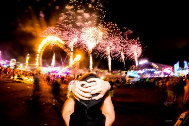 [FESTIVAL RECAP] I Went To EDC Completely Sober And Had The Best Time Of My Life