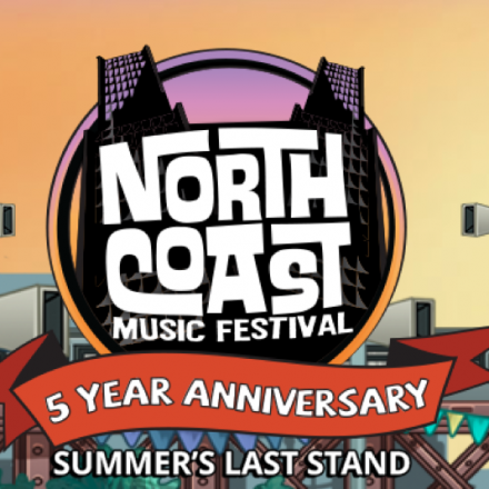 [TICKET GIVEAWAY] Win 3-Day Passes To North Coast Music Festival 2014!