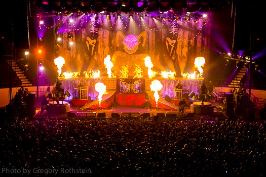 """[CONCERT REVIEW/PHOTO RECAP] See You In The Pit: Slipknot's """"Prepare For Hell Tour"""""""
