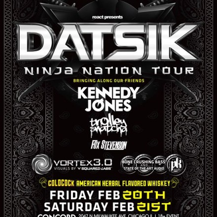 Datsik Chicago