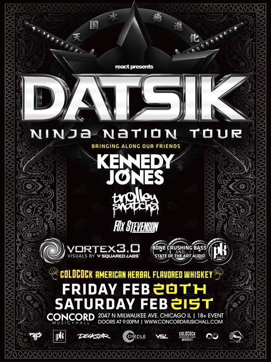 Datsik Chicago
