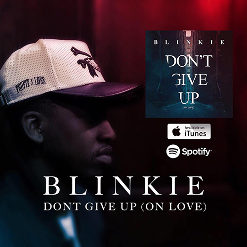 """[EXCLUSIVE INTERVIEW] Blinkie On Making The Next Big Banger """"Don't Give Up"""""""