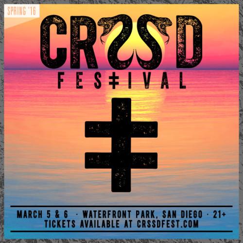 CRSSD Spring Dates