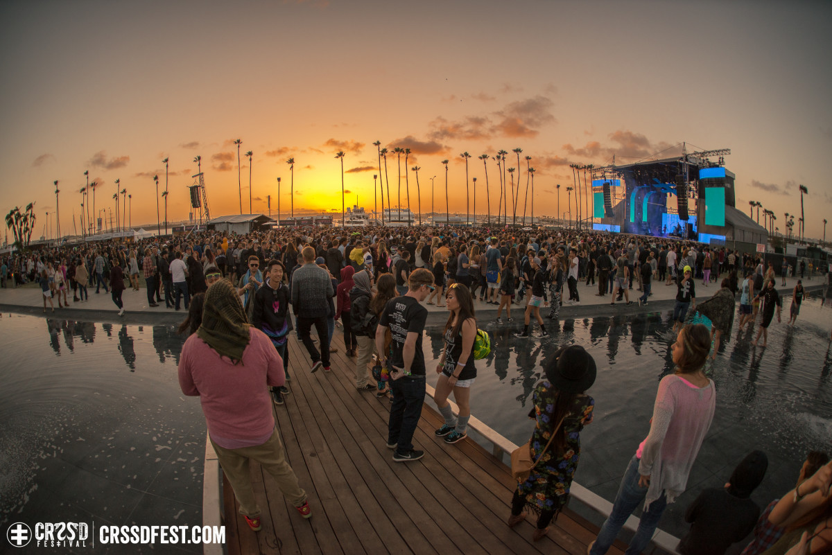 [FESTIVAL REVIEW] CRSSD Indicates Dance Music is Returning to its Roots