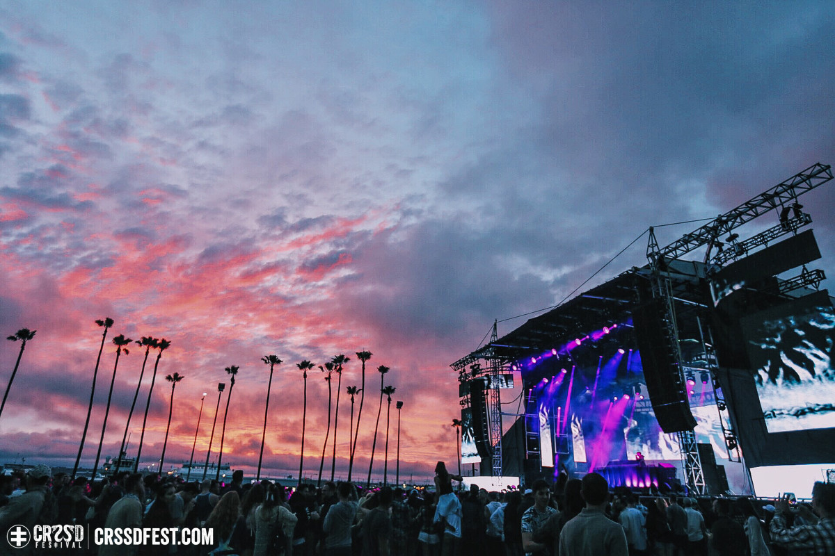 Our Top 5 Picks: CRSSD Festival Fall 2017