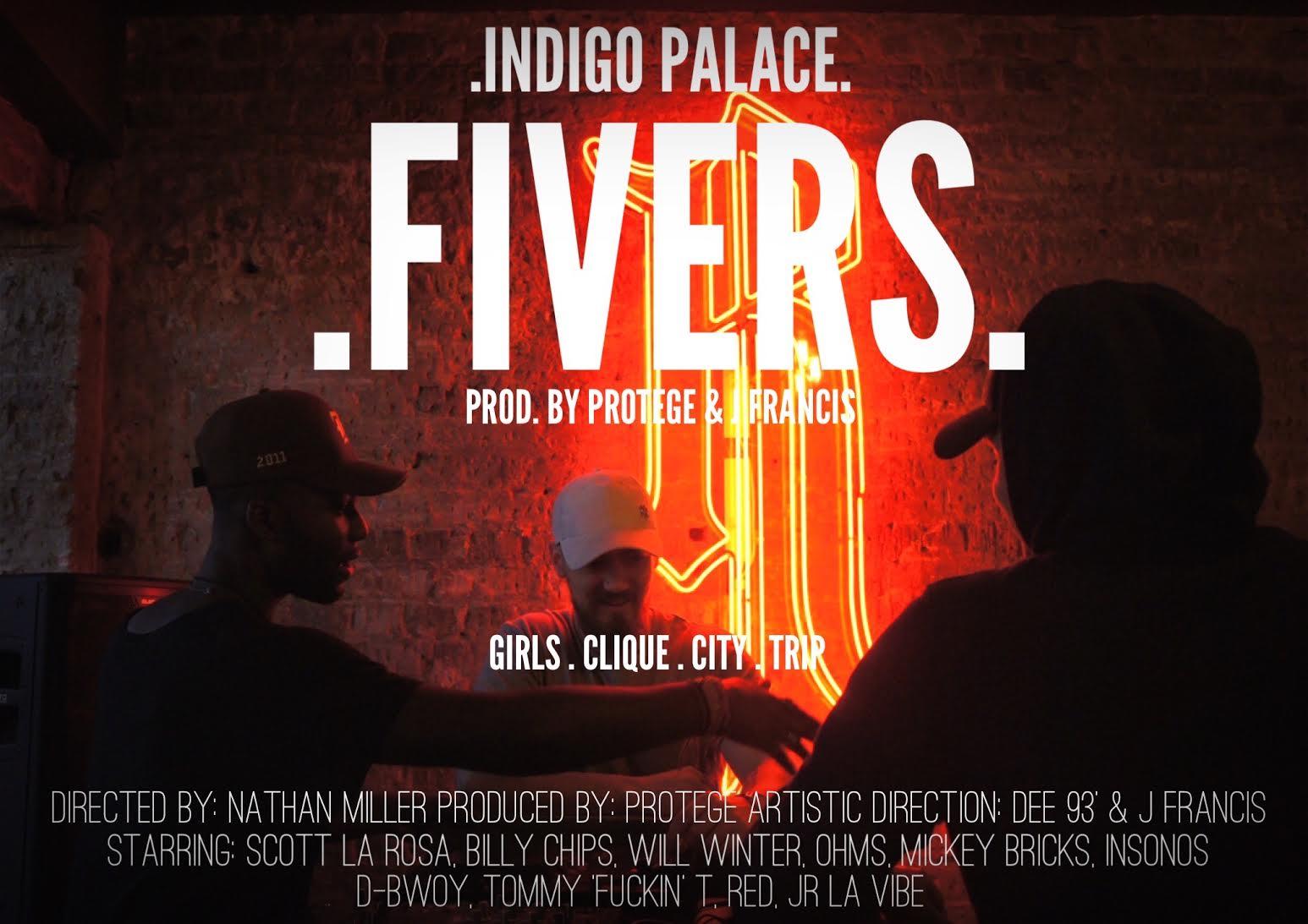 [HIP-HOP] INDIGO PALACE – FIVERS/GOLD