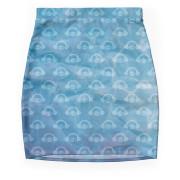 Water Works Graphic Mini Skirt 1
