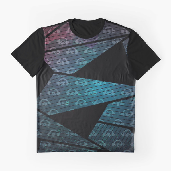 Geometry In Space Graphic Tee