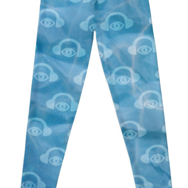 Water Works Graphic Leggings