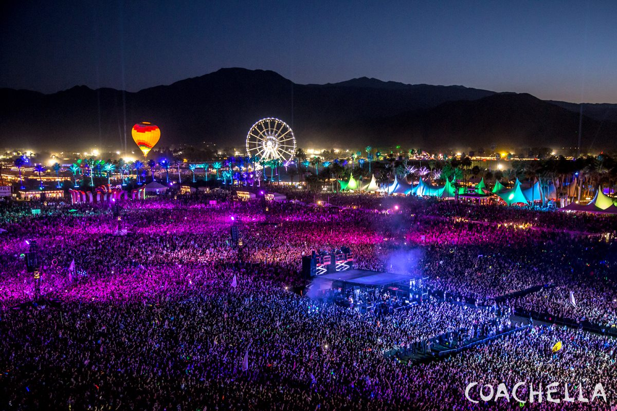 [FEST NEWS] Are Coachella and Bonnaroo Promoters Plotting The Next Mega-Fest?