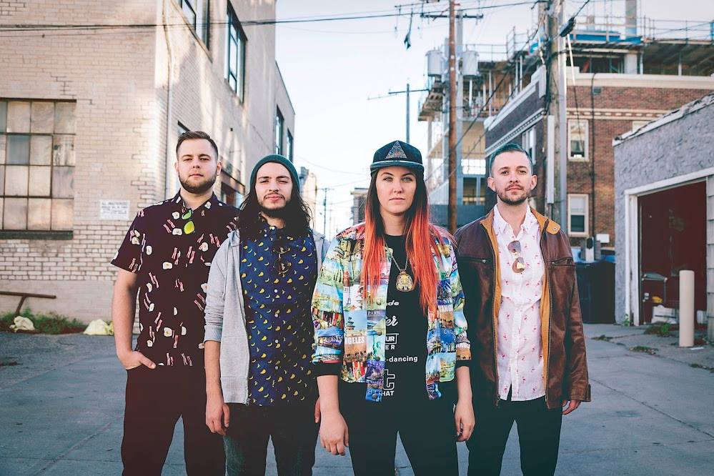 [ALBUM DEBUT] Megan Hamilton & The Bermudas Create Electro-Organic Funk With 'Photosynthetic'