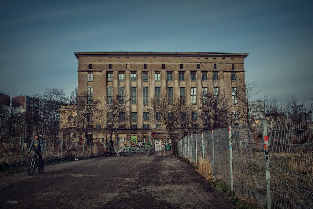 [NEWS] Berghain Is Opening A New Dance Floor And It Sounds Incredible