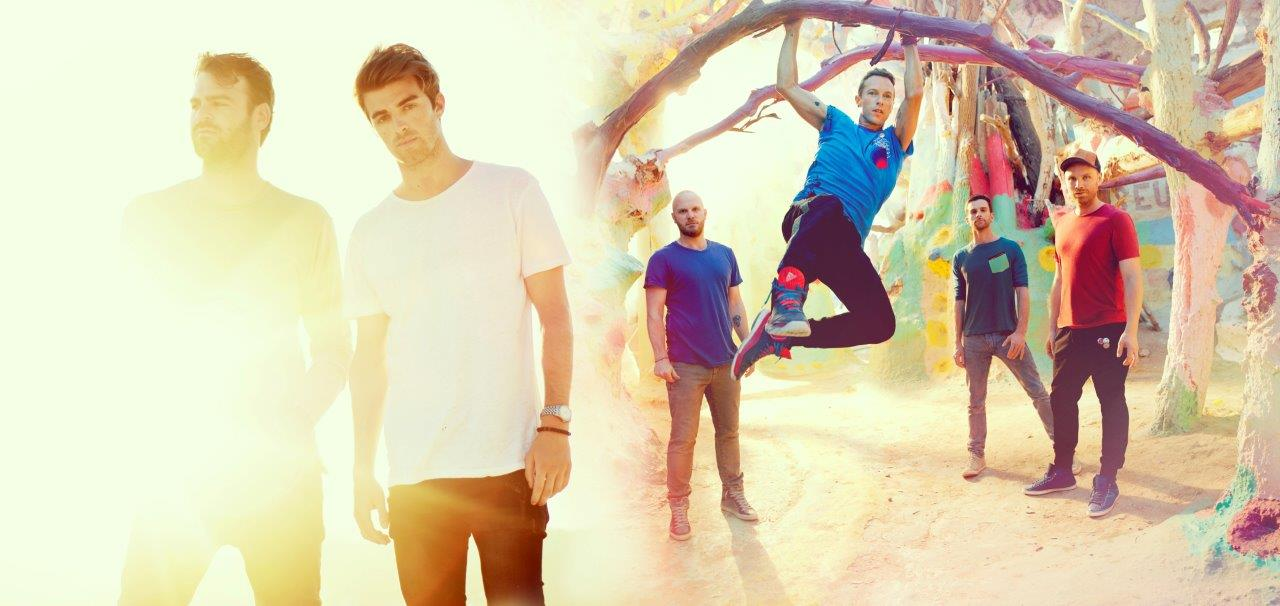 """[POP] The Chainsmokers and Coldplay's """"Something Just Like This"""" Is The Best Of Both Worlds"""
