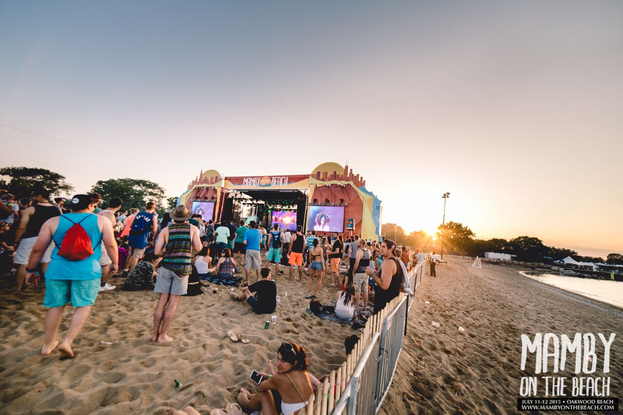 [FESTIVAL PREVIEW] Breaking Down Mamby on the Beach's Eclectic Lineup