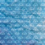 Water Works Spiral Notebook