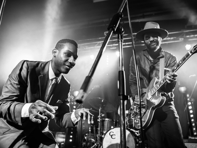 Gary Clark Jr Leon Bridges