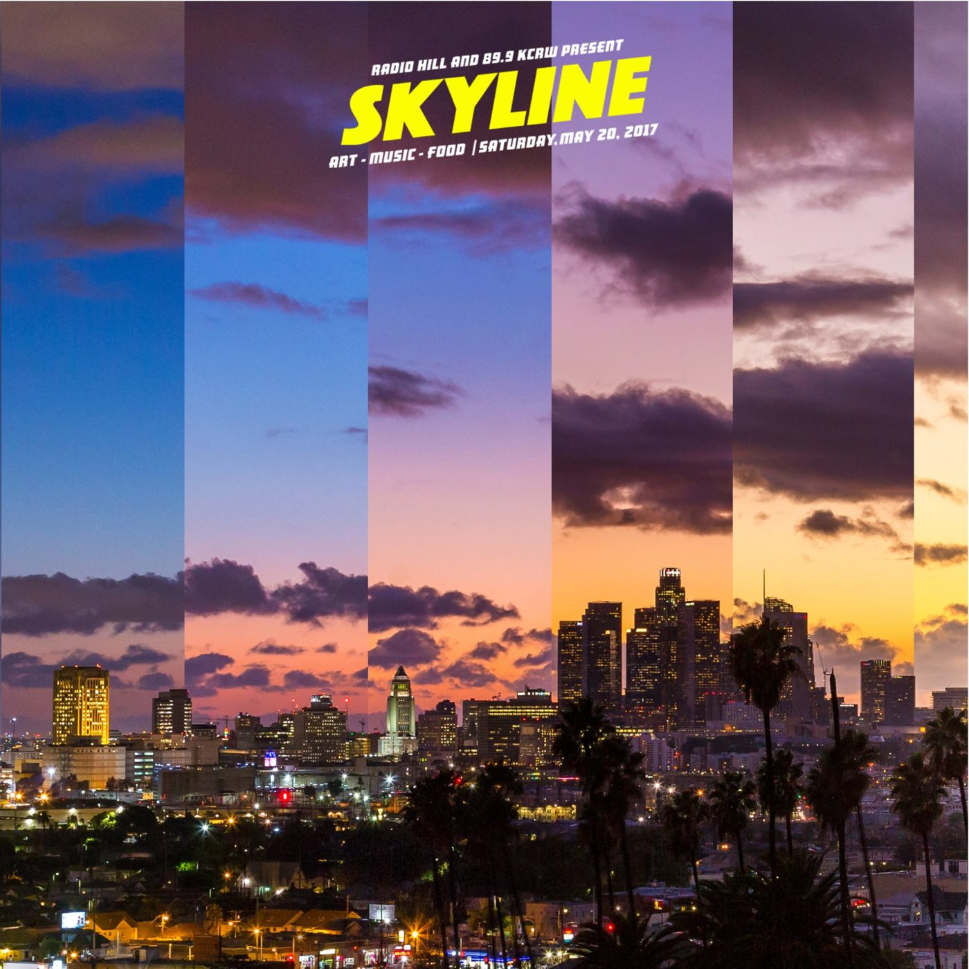 [PLAYLIST] Skyline Festival Celebrates Grand Reopening of LA Park with Miike Snow