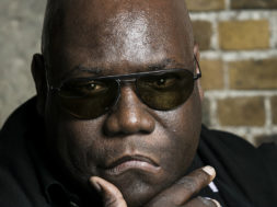 DJ Carl Cox, photographed @ Tobacco Dock,