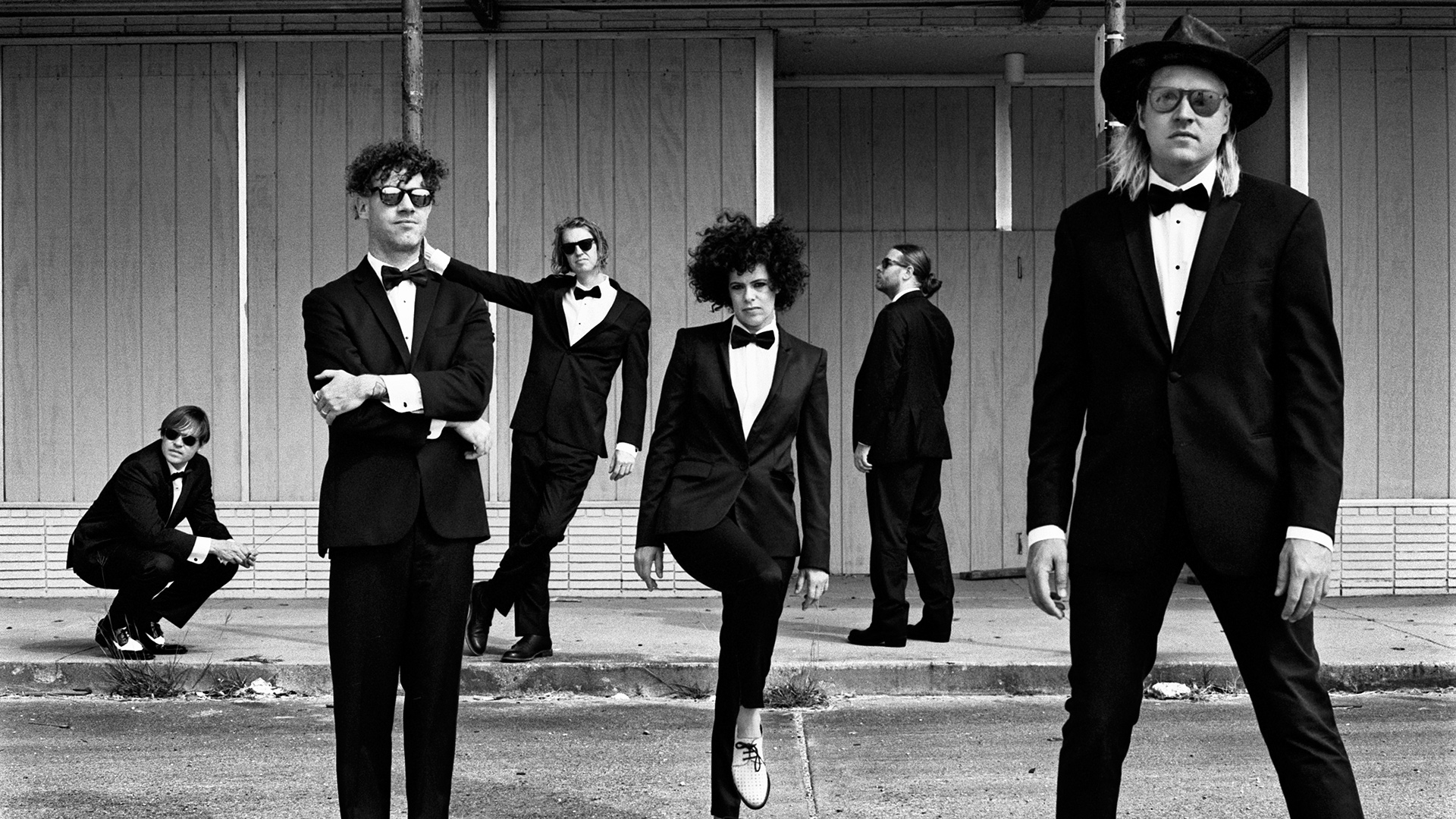 Arcade Fire Goes Disco With Daft Punk, Announces Tour, New Album