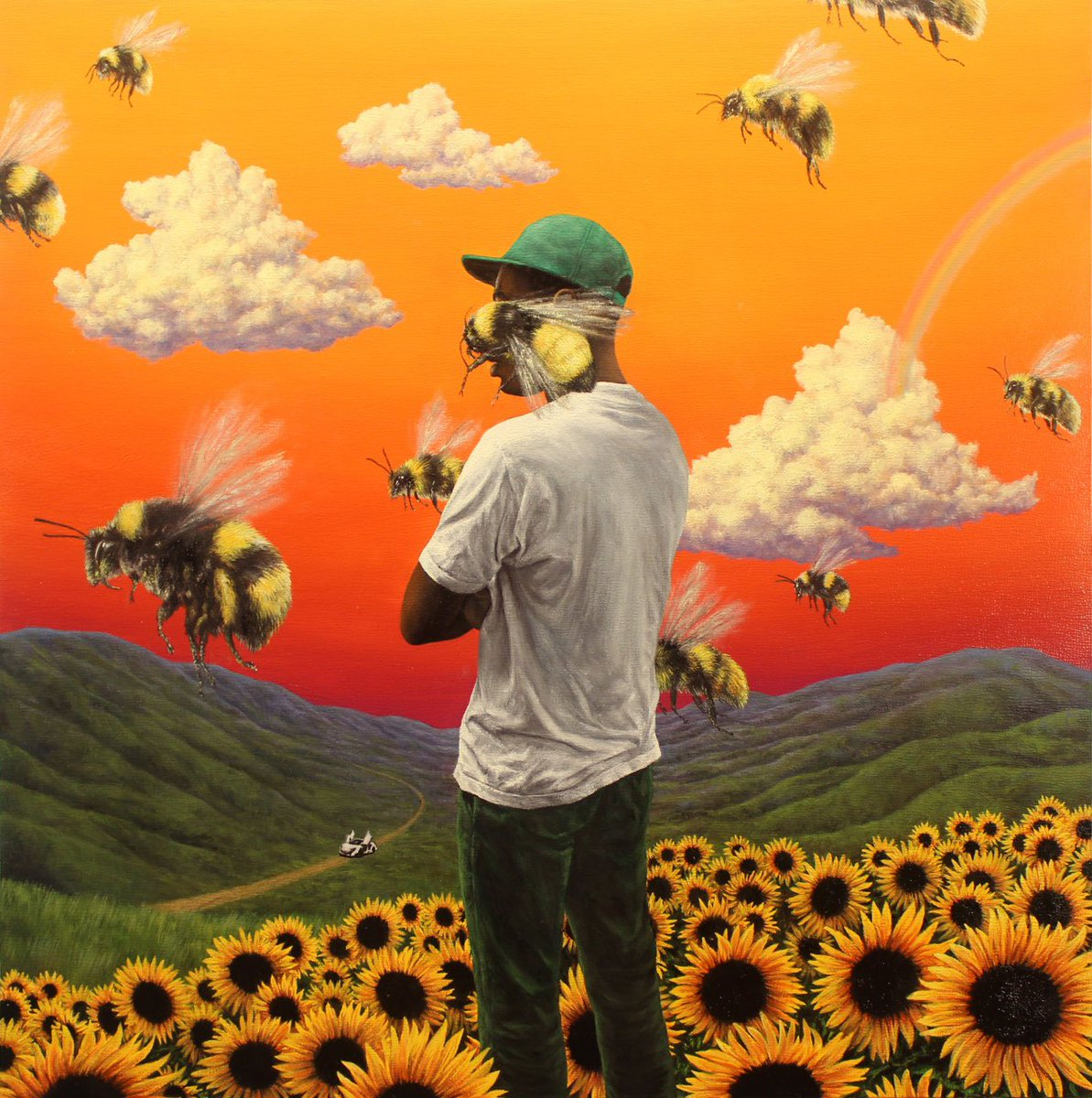 "Tyler, The Creator Has A New Album On The Way Titled ""Scum Fuck Flower Boy"""