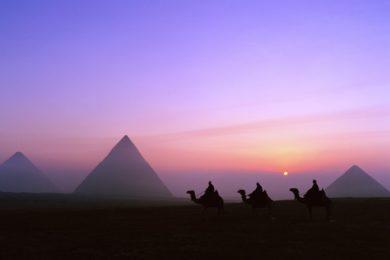 MysticJourneyPyramidsGizaEgypt