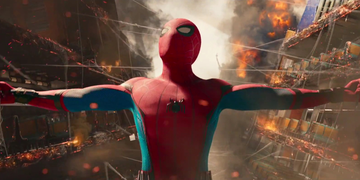 Spider-Man: Homecoming Is Spinning a New Web
